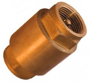 """Обратный клапан  1 1/4"""" - с металлическим седлом"""