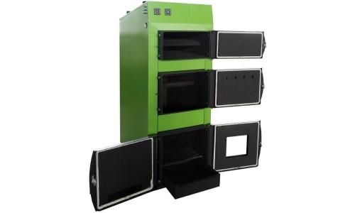 Твердотопливный котел DRAGON BIO SE 30 купить недорого в Москве