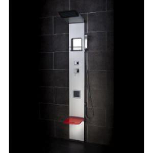 Душевая панель LM 630 (198x26) (душевая стойка с сиденьем)