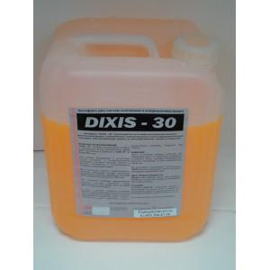 Антифриз для отопления Dixis 30 (Диксис 30) 1 литр.