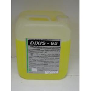 Антифриз для отопления Dixis 65 (Диксис 65) 1 литр.