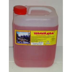Антифриз для отопления Теплый Дом 65 1 литр.