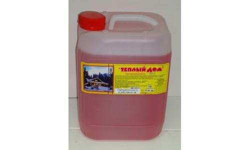 Антифриз для отопления Теплый Дом 65 1 литр. купить недорого в Москве