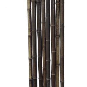 Бамбуковый ствол черно-коричневый Диаметр ствола 4-5 см, L 3 м