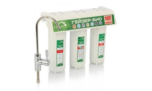 Фильтр для воды Гейзер БИО 321 купить недорого в Москве
