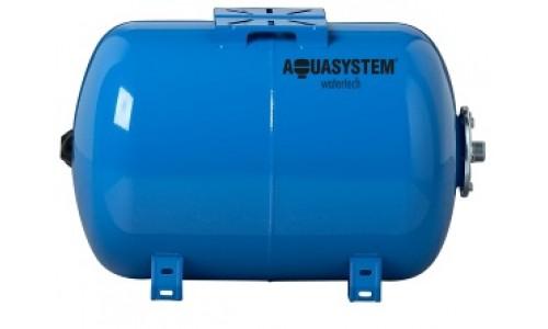 Горизонтальный гидроаккумулятор Aquasystem VAO 24 купить недорого в Москве