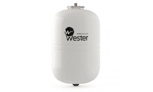 Бак мембранный для системы ГВС и гелиосистем Wester Premium WDV8 купить недорого в Москве