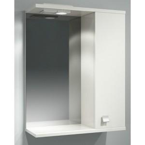 Шкаф зеркальный ДОМИНО 55 правый с/о (TIVOLI)
