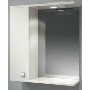 Шкаф зеркальный ДОМИНО 62 левый с/о