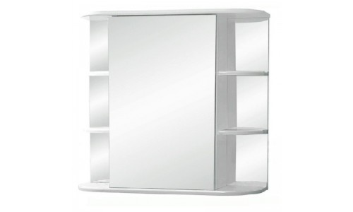"""Зеркало-шкаф """"Герда"""" 65 (правое) (TIVOLI) купить недорого в Москве"""