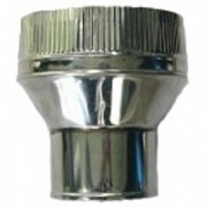 Адаптер стартовый (439/0,8 мм) Ф150х210 нерж.