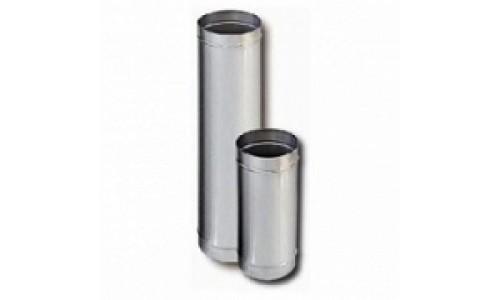 Дымоходная труба 0,5м (439/0,8 мм) Ф150 купить недорого в Москве
