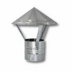 Зонт оцинк. D=140