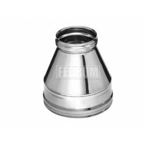 Конус Ferrum Ф150х250 нерж.