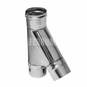Тройник-К Ferrum 135º (0,5 мм) Ф115