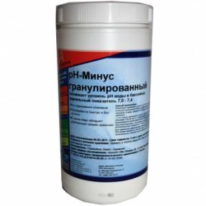 Химия для бассейнов: РН плюс гранулированный (Аква - плюс) (1 кг)