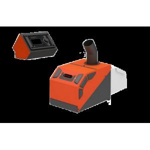Горелка пеллетная факельная 42 КОМФОРТ (без бункера) Теплодар