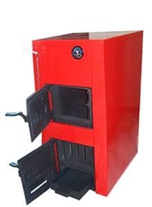Твердотопливный отопительный котел КЧМ 5 - МИКРО (3 секции) купить недорого в Москве