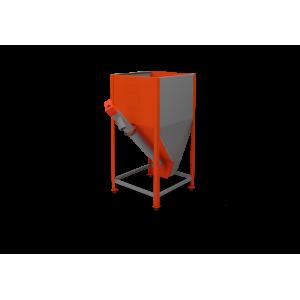 Бункер напольный для пеллетной горелки Комфорт-42
