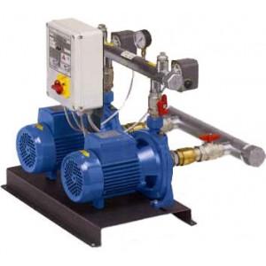 Насосная установка повышения давления Pedrollo Combipress CB2 2CPm 25/16B