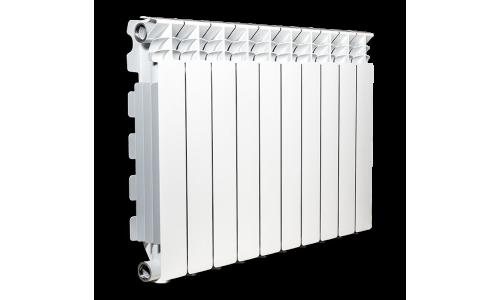 Алюминиевый радиатор Exclusivo B3 350/100 ( 1 секция ) купить недорого в Москве