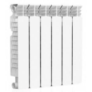 Полный биметаллический радиатор Alustal 500/100 (Алустал) ( 1 секция )