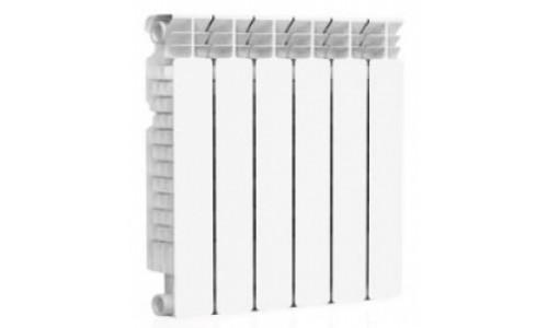 Алюминиевый радиатор отопления Geniale Innovatium 350/100 ( 1 секция ) купить недорого в Москве