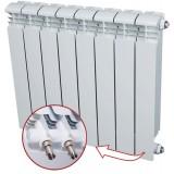 Радиатор отопления Rifar Alum Ventil (нижнее подключение)