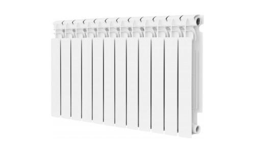 Радиатор биметаллический REMSAN EXPERT РБС-500/100 12 секций купить недорого в Москве