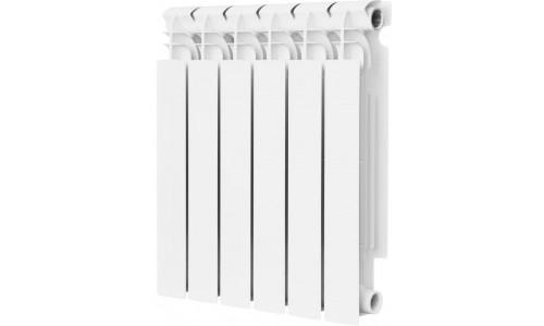 Радиатор биметаллический REMSAN EXPERT РБС-500/100 5 секций 915Вт купить недорого в Москве