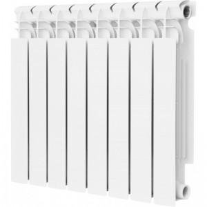 Радиатор биметаллический REMSAN EXPERT РБС-500/100 9 секций 1647Вт