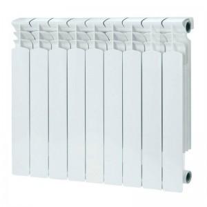 Радиатор биметаллический TM REMSAN MASTER BM-500/80 9 секций