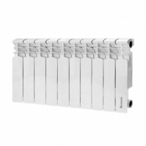 Радиатор биметаллический TM REMSAN MASTER BM-350 10 секции