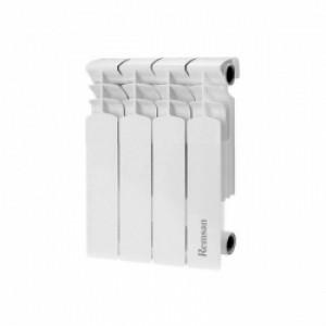 Радиатор биметаллический TM REMSAN MASTER BM-350 4 секции