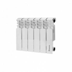 Радиатор биметаллический TM REMSAN MASTER BM-350 6 секции