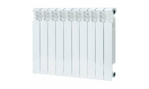 Радиатор биметаллический TM REMSAN PROFESSIONAL BM-500 10 секций купить недорого в Москве