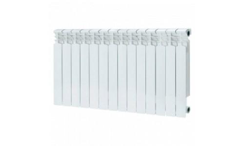Радиатор биметаллический TM REMSAN PROFESSIONAL BM-500 14 секций купить недорого в Москве