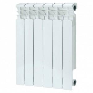 Радиатор биметаллический TM REMSAN PROFESSIONAL BM-500 6 секций