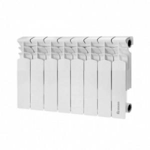 Радиатор алюминиевый TM REMSAN MASTER AL-350 8 секции