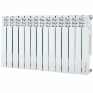 Радиатор алюминиевый ТМ REMSAN Master AL-500/80 12 секции