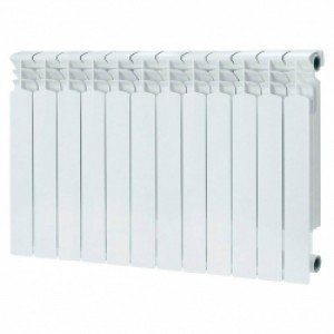Радиатор алюминиевый TM REMSAN Professional AL-500 12 секции