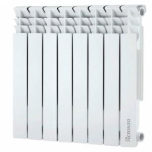 Радиатор алюминиевый TM REMSAN Professional AL-500 8 секции