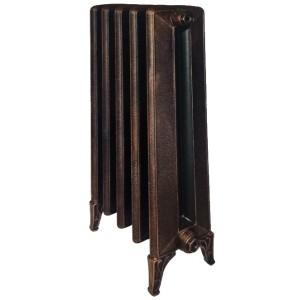 Чугунный ретро радиатор RetroStyle BOHEMIA 800/225 (без узора, 1 секция)