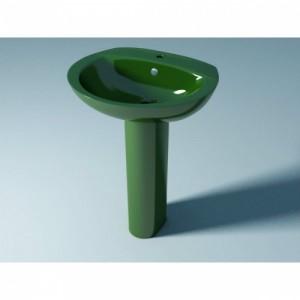 Умывальник тюльпан Arcus 6002 Dark Green (Темно зеленый)