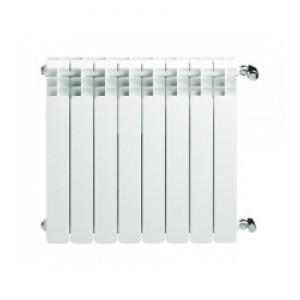 Литой алюминиевый радиатор отопления Faral trio HP 500 мм ( 1 секция ) купить недорого в Москве