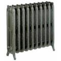 Чугунный ретро радиатор отопления Demrad Retro 800/180 мм ( 1 секция )