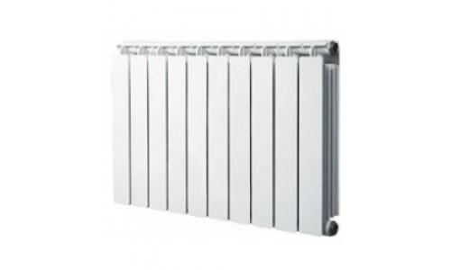 Алюминиевый радиатор отопления SIRA ALUX 200 ( 1 секция ) купить недорого в Москве