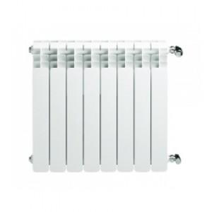 Литой алюминиевый радиатор отопления  Faral trio HP 350 мм ( 1 секция )
