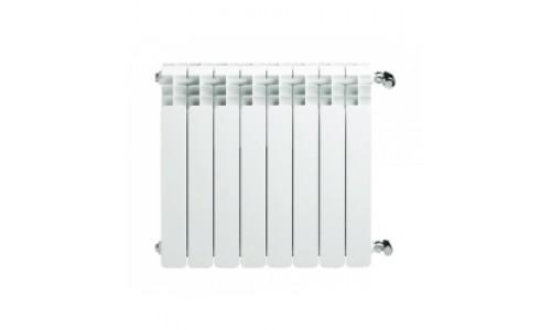 Литой алюминиевый радиатор отопления  Faral trio HP 350 мм ( 1 секция ) купить недорого в Москве