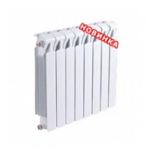 Биметаллический радиатор отопление  Rifar Monolit 350 (Рифар монолит) ( 1 секция )